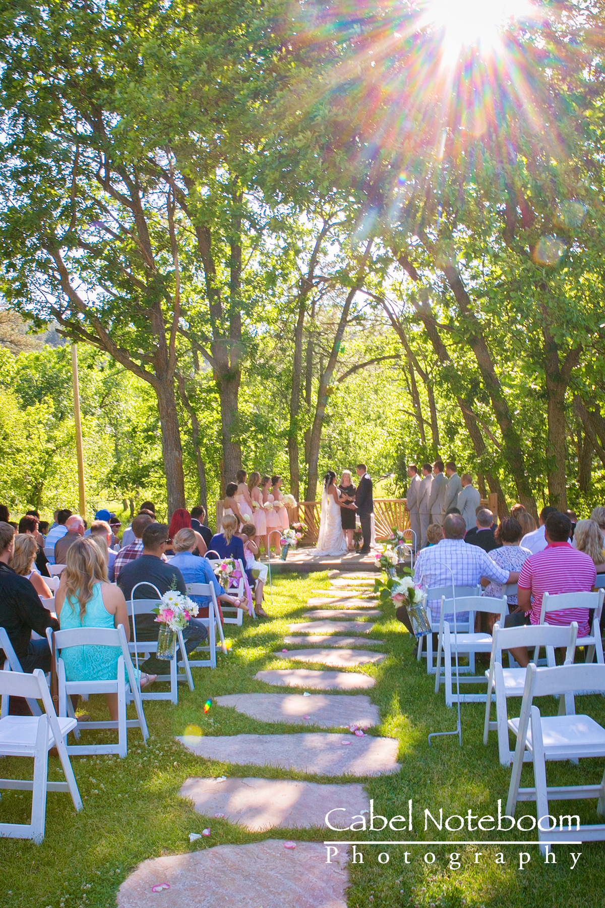 State Game Lodge Wedding